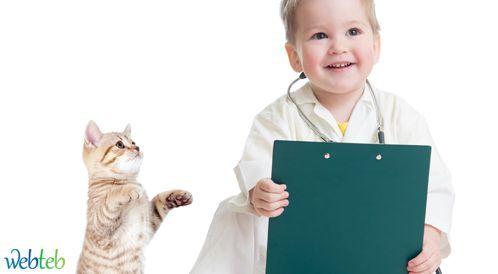 استمارة زيارة طبيب الأطفال عند سن الرابعة