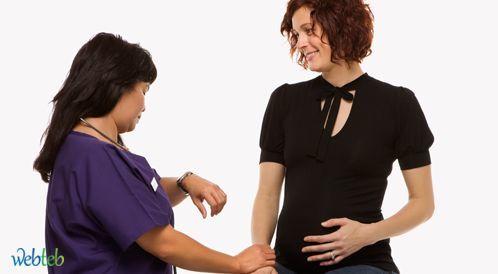 جدول عوارض الحمل والعلامات التحذيرية الهامة له!