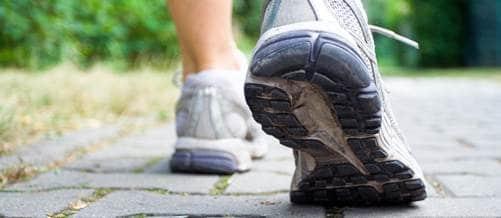 المشي الصحي