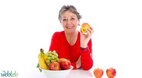 على ماذا يجب أن تحتوي تغذية المسنين!