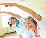 تمارين لتقوية الجسم عند كبار السن!