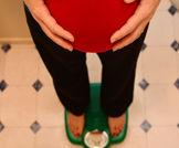 الحمل وزيادة الوزن.