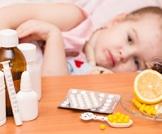 علاج ارتفاع الحرارة عند الاطفال