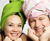 عن أسطورة الشعر المبلل ونزلات البرد!