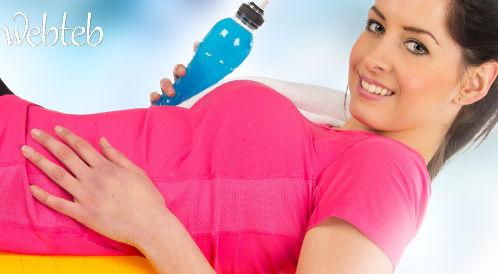 تمارين بعد الولادة: كل الأسباب التي تجعلك تركضين إلى صالة الرياضة