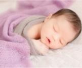 نوم آمن للرضيع!