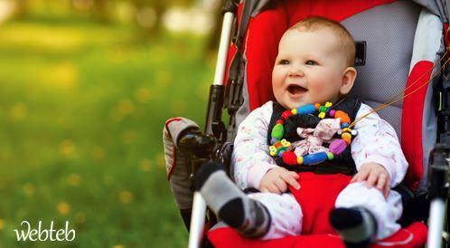 10 نصائح لاختيار عربة أطفال !