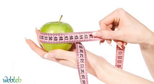 غرامات زائدة: خففي وزنك بعشر خطوات