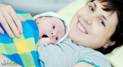 الاكتئاب  بعد الولادة، هل يبدو مألوفا؟