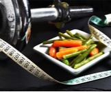 التغذية السليمة قبل وبعد التمرين