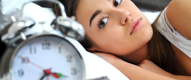 أسباب قلة النوم! والعلاج