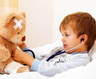 فقر الدم عند الاطفال
