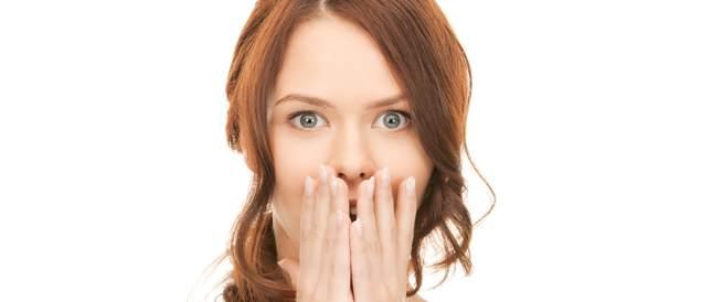 ازالة رائحة الفم: الخبراء يوصون