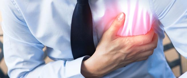 أعراض الذبحة الصدرية ومعلومات مهمة