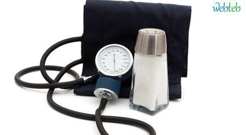 اضرار الملح على الصحة