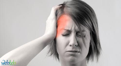 اسباب الصداع النصفي عند النساء