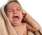 ما هي أسباب الام البطن لدى الرضع