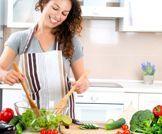 فوائد الطبخ للرجيم !