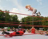WWE في السعودية للمرة الأولى