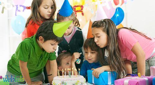 عيد ميلاد طفلك صحي ولذيذ