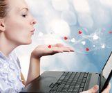 الحب عبر الانترنت ! هل يتحقق في الواقع؟