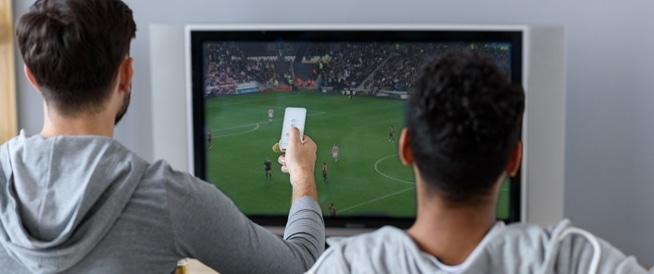 الوجبات الخفيفة الأمثل أثناء مشاهدة المباريات