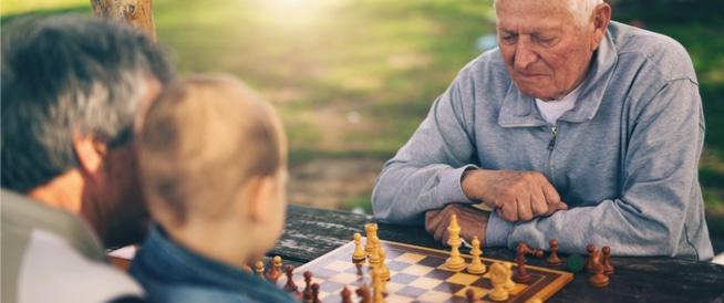 النسيان - أساليب العلاج في سن الشيخوخة