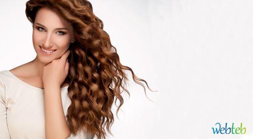 طرق تنعيم الشعر بشكل سليم!