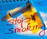 للتوقف عن التدخين!