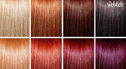 صرعات ألوان صبغ الشعر الصيفية!