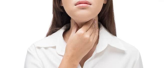 علاج الغدة الدرقية وأعراض نقص نشاطها