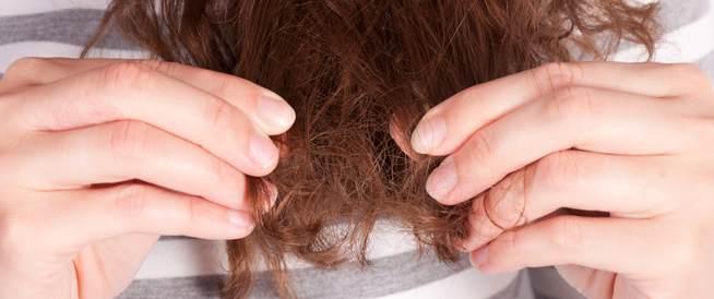 أهم النصائح لعلاج الشعر التالف