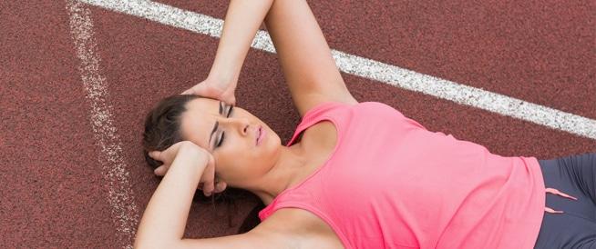 تمارين رياضية تساعد في التخفيف من الصداع