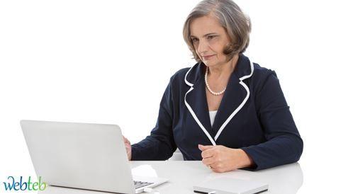 أعراض سن اليأس عند المرأة!