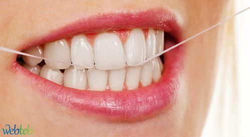 ليس بالفرشاة وحدها أهمية خيط الاسنان