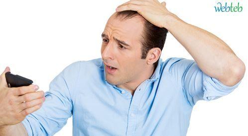 علاج تساقط الشعر عند الرجال!