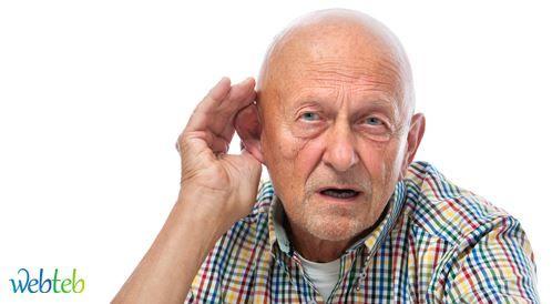 علاج ضعف السمع في الشيخوخة