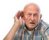 ضعف السمع!