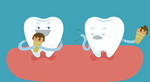 تقوية الاسنان تبدأ باتباع النصائح التالية
