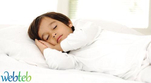 هكذا تتعاملون مع ظاهرة التبول الليلي لدى الأطفال
