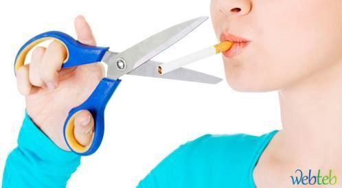 زيادة الوزن من أعراض ترك التدخين: ما العمل!