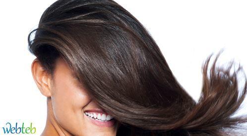 طرق تطويل الشعر بالخضار والبقوليات!