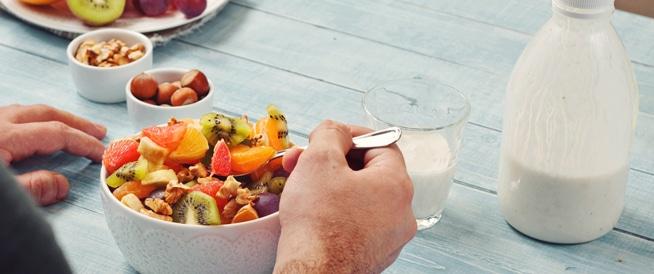 نصائح حول التغذية السليمة للرجال