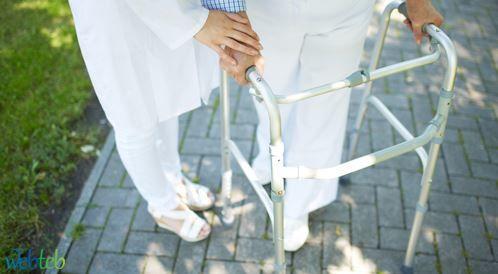 قياس مستويات العجز لدى مرضى التصلب المتعدد!