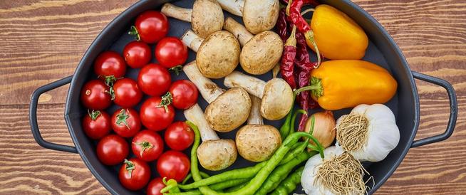 خضراوات صحية: 5 ألوان منها ودلالاتها