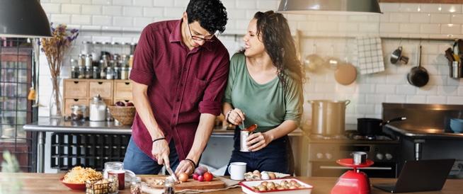 زيادة الشهوة الجنسية عبر الطعام
