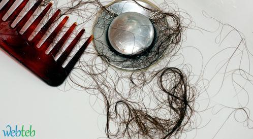 ما سبب تساقط الشعر- اليكم كل الحلول!