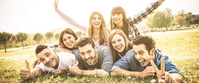 أهمية الصداقة لصحتك
