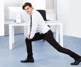رياضة يمكن ممارستها في المكتب!