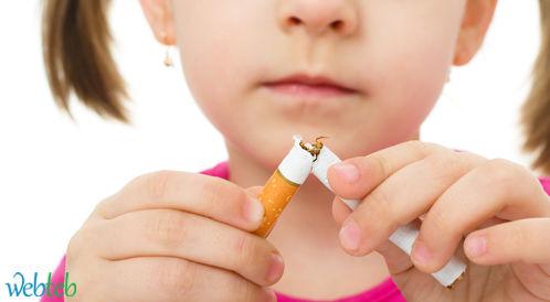التدخين السلبي واضراره على السمع لدى الأطفال والمراهقين